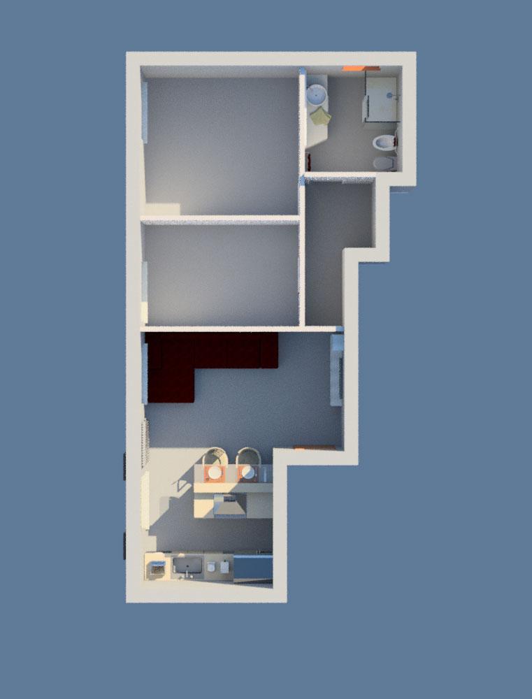 Appartamento Gallarate